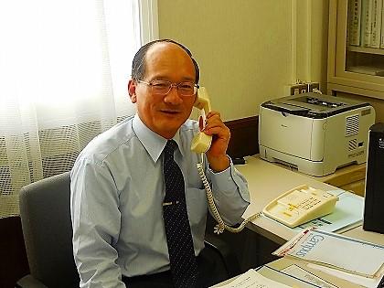 菅間記念病院 事務長