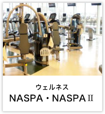ウェルネス NASPA・NASPAII
